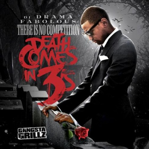 Fabolous There Is No Competiton 3 Artwork