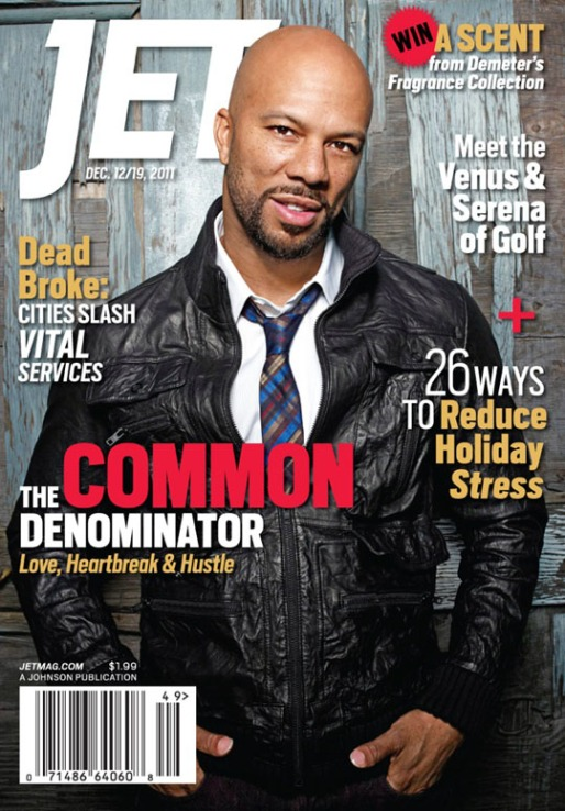 Common On The Cover Of JET magazine
