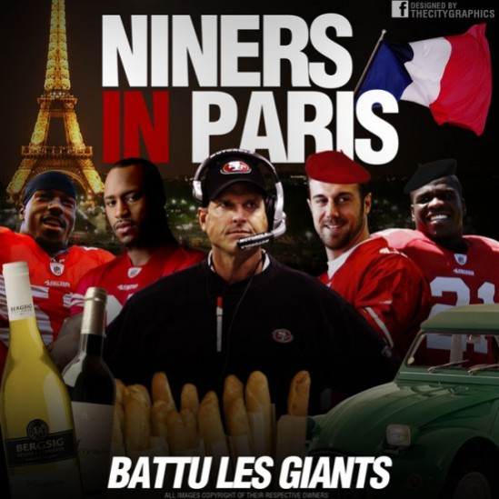 Ashkon - Niners In Paris